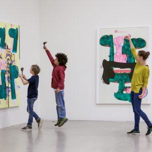 Kunstvermittlung / Médiation culturelle