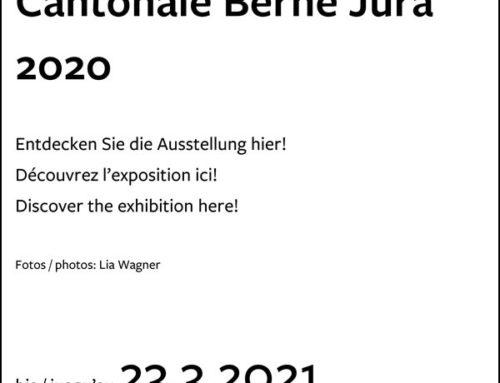 Cantonale Berne Jura 2020 – Die Werke mit Bild und Text